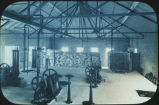 Chemical room, Water Filtration Plant, Fargo, N.D.