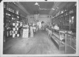 Interior of Wolsfeld-Brower Hardware and Implement Co., Oriska, N.D.
