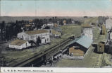 Chicago, Milwaukee, and St. Paul depot, Abercrombie, N.D.