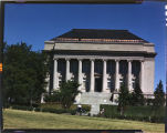Liberty Memorial Building, State Capitol grounds, Bismarck, N.D., headquarters for State...