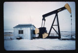 Iverson No. 1 oil well, Tioga, N.D.