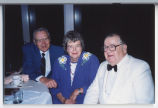 Former N.D. Governor William and Jean Guy and Frank Scott, Palm Valley Country Club