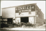 T. L. Berry Carriage Shop, Fargo, N.D.