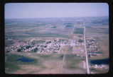 Tuttle, N.D. aerial view
