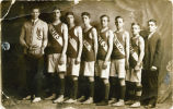 Hankinson High School basketball team, Hankinson, N.D.