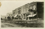 West side Main St. - Hankinson, N.D.