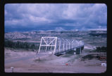 Long X bridge over the Little Missouri River, N.D.