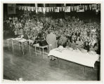 Swift & Company's Martha Logan Cooking Show, at N.D.A.C. Fieldhouse, Fargo, N.D.
