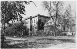 St. John's Hospital and old bishops house, Fargo, N.D.