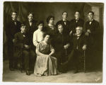 Rev. Gustav Oftedal family