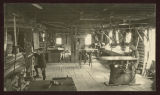 Schlanser & Ostby Woodworking Shop, Fargo, N.D.