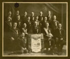 Charter members of Sons of Norway, Krigen Lodge, No. 25