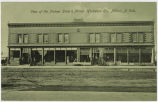 View of the Pioneer Store & Milnor Hardware Co., Milnor, N. Dak.