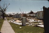 Silver City, several days after tornado, Fargo, N.D.