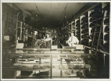 Interior of Monson Trunk Co., Fargo, N.D.