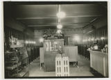 Interior view of the Chocolate Shop, Grafton, N.D.