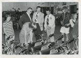 Honda Minibikes for the NYPUM program, YMCA, Fargo, N.D.