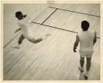Racquet Ball at the YMCA, Fargo, N.D.