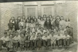 Students at Argusville, N.D. school