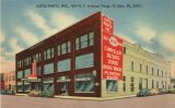 Auto Parts, Inc., 424 N.P. Avenue, Fargo, N.Dak., Ph. 27411