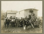 Martin Monson's Threshing Crew, Grafton, N.D.