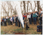 Southwest Water Pipeline dedication, Dickinson, N.D.
