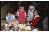Santa Breakfast, Herbst Department Store, Fargo, N.D.