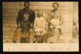 John and Nancy Hollenbeck family