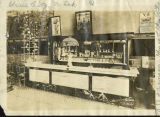 Soda fountain in Grace City, N.D.