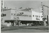 F. W. Woolworth's and Buttrey stores, Fargo, N.D.