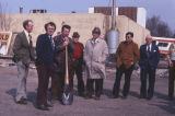Ground breaking for University Drive Manor, Fargo, N.D.