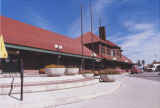 Northern Pacific Depot, Fargo, N.D., Fall 1988