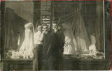 Three male employees at Herbst Department Store, Fargo, N.D.