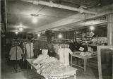 Juveniles and Infants wear in basement of Herbst Department Store, Fargo, N.D.
