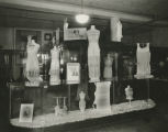 Corset display, Herbst Department Store, Fargo, N.D.