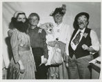 Circus costume party, Herbst Department Store, Fargo, N.D.