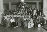 59th Anniversary costume party, Herbst Department Store, Fargo, N.D.