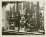 Majestic Radio window display, Herbst Department Store, Fargo, N.D.