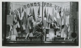 War Bond Drive window, Herbst Department Store, Fargo, N.D.
