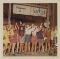 Girls at Teennite Party, Herbst Department Store, Fargo, N.D.