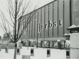 Herbst Department Store in winter, Fargo, N.D.