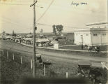 Booths at the  fair grounds, Fargo, N.D.