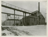 Coal firing building, Union Light, Heat & Power Co. Gas Plant, Fargo, N.D.