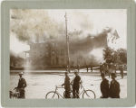 Headquarters Hotel fire, Fargo, N.D.